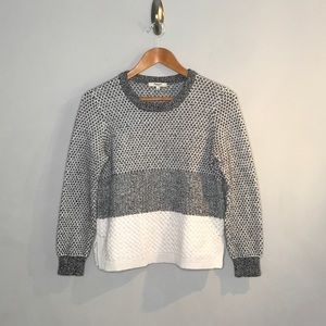 Madewell Checkpoint Sweater